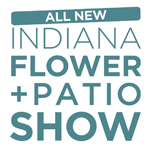 Indiana Flower + Patio Show Logo
